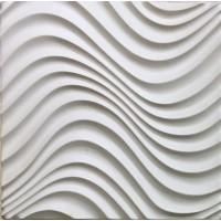 3D Панель Волна спираль